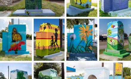 10 Austin Mini Murals: Art for All