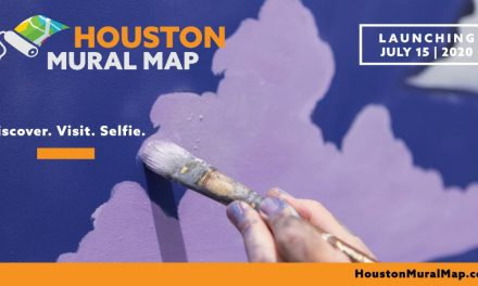 Announcing the Launch of Houston Mural Map