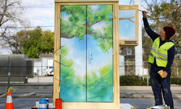 Glasstire: Mini Murals Program Artist Registry Announced By Houston's Cultural Affairs Office