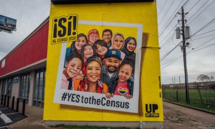 YES! to the Census murals