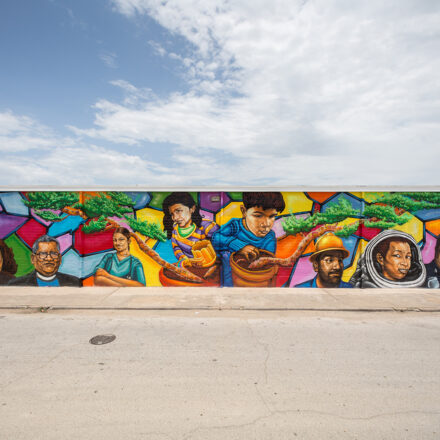 Houston: Growing a Brighter Tomorrow in Gulfton