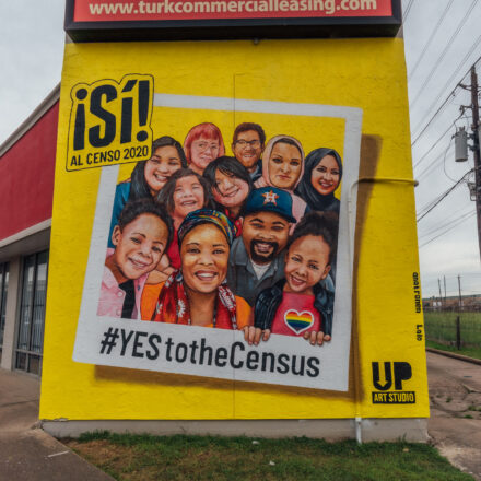 Yes! To The Census Mural Campaign