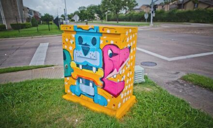 Outdoor Mural Workshop for Kids: Spring Break Blooms With Events at North Houston's CityPlace