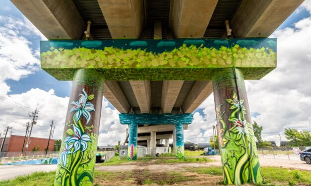 National Geographic Travel: Be inspired by Texas big-city life (Houston street art feature