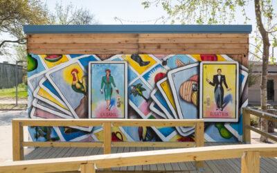 "East End ""Loteria"" Mural, Navigation Esplanade"