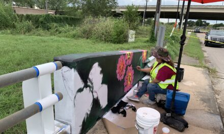 New Civic Art Program comes to life in 5 Corners District