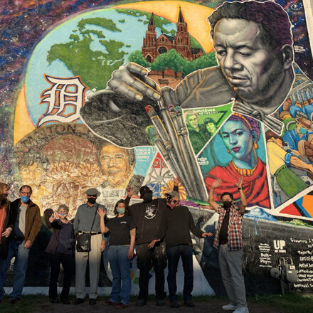 Detroit: Growing a Brighter Tomorrow Richard Hubbard / Mexicantown