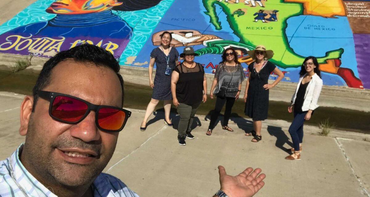 Laredo Public Art Plan is a GO