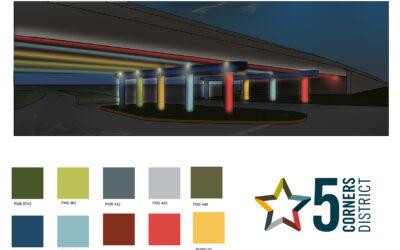 TIRZ 25 Gateways: Painting & Lighting Consulting